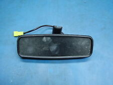 MG F/TF Rear View Mirror With Map Reading Lights
