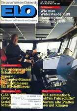 ELO - Das Magazin für Elektronik und Computer (Juli 1985): Computer-Stimme /C-64