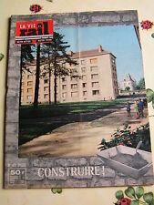 vie du rail 1954 472 VAIRES BROU COUDEKERQUE CHATEAULIN MESNIL LE ROI GARCHES