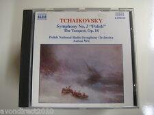 POLISH NATIONAL SYMPHONY ORCHESTRA - Tchaikovsky Symphony No 3 Tempest OP.18