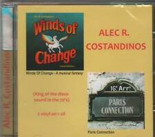 CD ALEC R. COSTANDINOS - Winds Of Change/Paris Connection (new and sealed)  CD