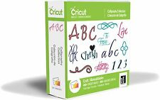 Cricut Calligraphy Collection Cartridge - Use w/ All Cricut Machines New version