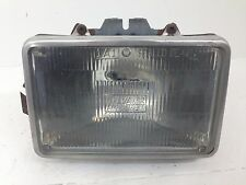 """Sylvania Halogen Sealed Beam Light With Steel Frame #1A1 6.5"""" x 4.25"""""""