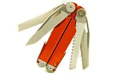 "Leatherman Wave Multi-Tool, ""Burnt Orange Ceramic Edition"""