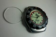 Vintage Tag Heuer Men's Formula 1 mid size replacement crystal