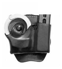 New Aker 519A D.M.S. Combo Magazine/Cuff Case Black Left Hand Size 3 A519ABPLU-3