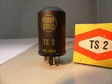 TS2 THERMORELAY TYPE BBC BROWN BOVERI Tube Valvola NOS / NIB 電子管 #77-0