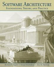 New Software Architecture :Foundations,Theory by Nenad Medvidovic 1ed INTL ED