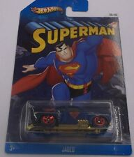 NEW Hot Wheels Superman Jaded scale 1:64 NIP 06/06 Die Cast Drag Car