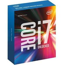 NEW Retail Intel Core i7-6700K 4GHz 8MB Smart Cache Box BX80662I76700K LGA1151