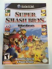 Super Smash Brothers Melee - Gamecube - Replacement Case - No Game