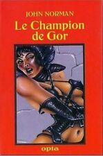 EO N° OPTA AF TOME 31 + JOHN  NORMAN : LE CHAMPION DE GOR ( TIRAGE 1500 EXS )