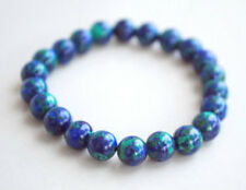 Azurite Malachite Bracelet♥For Health♥Peace♥Improve Character♥Beautiful Aura♥