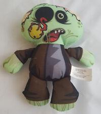 "Nanco Green Zombie stuffed/plush toy 7"""