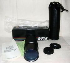 Sakar Compact One Touch Macro Zoom  75-300 mm F 5.6 Lens For Nikon #yellow