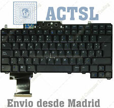 NEW KEYBOARD SPANISH SP FOR DELL LATITUDE D630 SERIES TECLADO ESPAÑOL