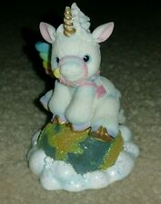 Enesco Starlight Starbright Unicorn Collection 1995, The World Can Be Yours