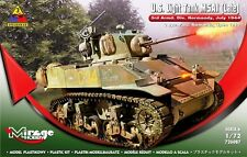 M5A1 LATE - NORMANDY 1944 (U.S. ARMY MARKINGS / STUART/HONEY) 1/72 MIRAGE
