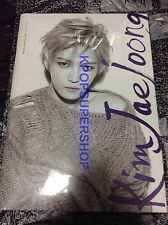 The JYJ Magazine No. 3 Kim Jae Joong Limited Edition Photobook NEW TVXQ Jaejoong