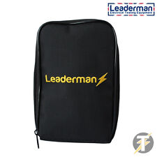 Leaderman LDMC25 DeLuxe Padded Protective Carry Case suitable for Multimeters