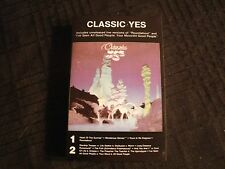 Yes - Classic Yes  - 1981 Cassette Tape / VG+/ Prog Psych Rock