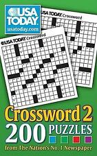 USA Today Crossword 2 No. 2 : 200 Puzzles from the Nations No. 1 Newspaper by...