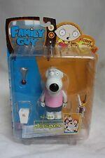 Family Guy TV Show Action Figure Brian's Cousin Jasper Series 3 Pink Shirt