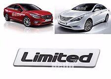 OEM 86313E6000 Genuine Limited Emblem 1Pcs For 2011 - 2016 HYUNDAI SONATA : i45