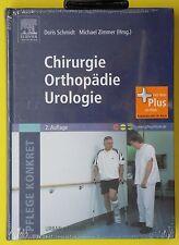 PFLEGE KONKRET -Chirurgie Orthopädie Urologie -- NEU & OVP