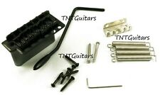 Wilkinson Strat 5+1 TREMOLO Bridge  for Stratocaster, WV6 Trem System, BLACK New