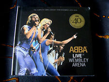 Slip Double: ABBA : Live At Wembley Arena 1979 : 2 CDs