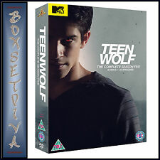 TEEN WOLF - COMPLETE SEASON 5  *BRAND NEW DVD **