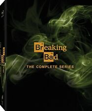 Brand New Breaking Bad: The Complete Series (With Bonus Disc) (Blu-ray Disc)