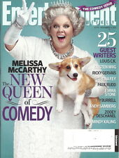 Melissa McCarthy Entertainment Weekly Nov 2011 Community Cast The Rum Diary