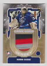 ROBIN GUSSE 2012-13 ITG Between the Pipes Gold Patch 2014 Fall Expo #D 1/1