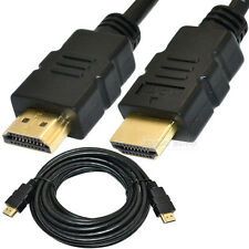 Premium 6m 20Ft feet HDMI CABLE BLURAY 3D PS3 xbox 1080P HDTV Glod Plated