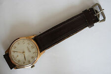 Vintage  HISLON Men's Wristwatch 17 Rubis
