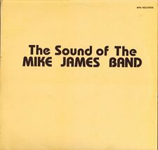 THE MIKE JAMES BAND the sound of MP/052 uk mpa 1979 LP PS EX/EX jazz funk