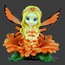 DARLING DAISY Flower Fairy Ltd Edition Resin Figurine By Jasmine Becket-Griffith