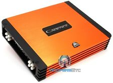 CADENCE XAH-125.4 ORANGE 4-CHANNEL 1000W COMPONENT SPEAKERS TWEETERS AMPLIFIER