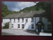 POSTCARD CUMBRIA ROSTHWAITE - THE ROYAL OAK HOTEL