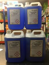 DISHWASHER RINSE AID  FLUID LIQUID 4 x 5 LTR TOTAL 20 LITRES