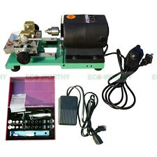 Pearl Drilling Holing Machine Driller Jewelry Design Tools 110V High Power