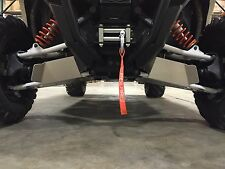 2016 POLARIS GENERAL 1000 UTV FRONT A-ARM GUARDS SKID PLATE USA MADE