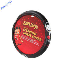 NEW Betty Boop Timeless Universal Car Truck SUV Speed Grip Steering Wheel Cover