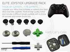 XBOX ONE ELITE UPGRADE PACK D PAD METAL CUSTOM CONCAVE CONVEX THUMBSTICK PACK