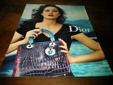 MARION COTILLARD - Publicité de magazine / Advert !!! SAC 2 !!