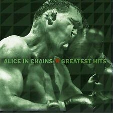 25 CENT CD Greatest Hits by Alice in Chains (CD, Aug-2001, Columbia (USA))