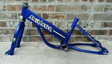 "Giant Animator Frame Fork 16"" Kids Bash Guard Pit BMX Bike Old School"