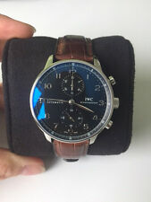 IWC Portugieser / Portuguese Chronograph watch - 2 years guarantee.